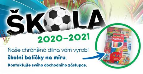 Leták Škola 2020/2021