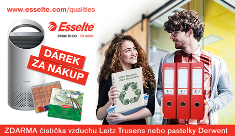 Esselte Qualities new