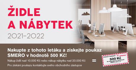 Židle a nábytek 2021-2022