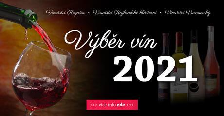 Výběr vín 2021