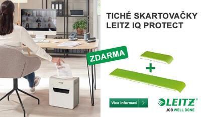 Akce Leitz IQ Protect