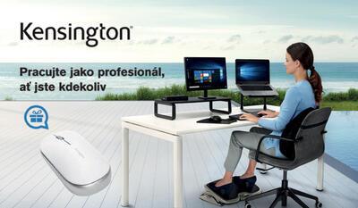 Akce Kensington Pracujte jako profesionál