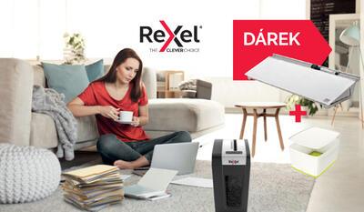 Akce Rexel Secure Box